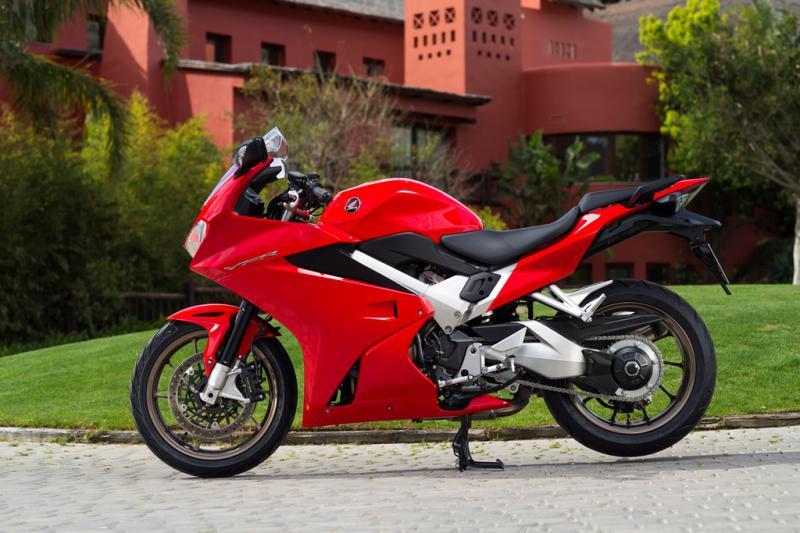 Seguro de moto HONDA VFR800F