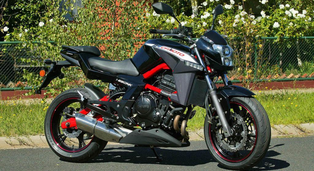 Seguro de moto CF Moto 650 NK