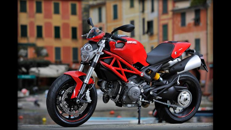 Seguro de moto Ducati Monster 796