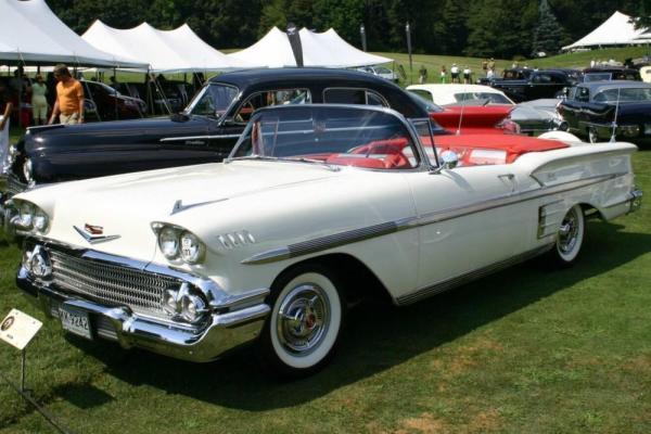 1958-chevy-impala-chevrolet