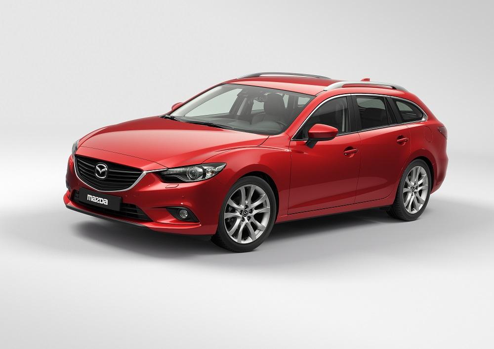 Seguro de coche Mazda6