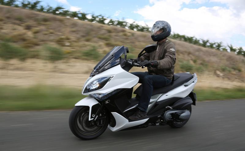 Seguro de moto KYMCO XCITING 400I ABS