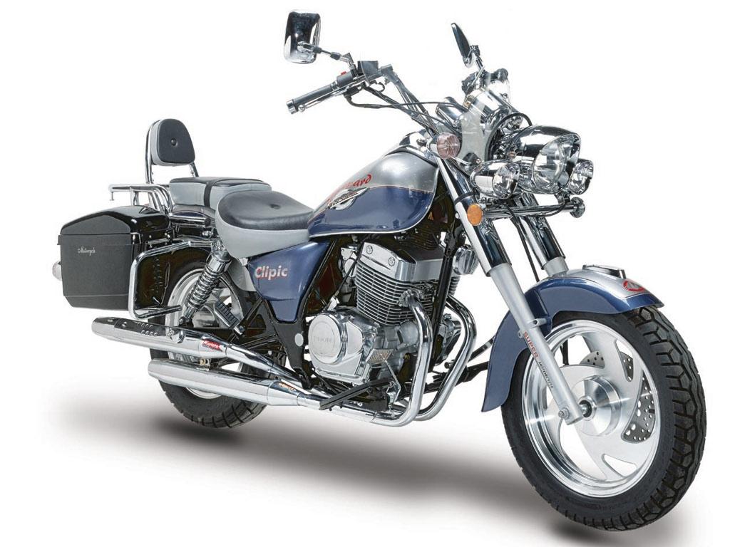 Seguro de moto Clipic Guepard 250