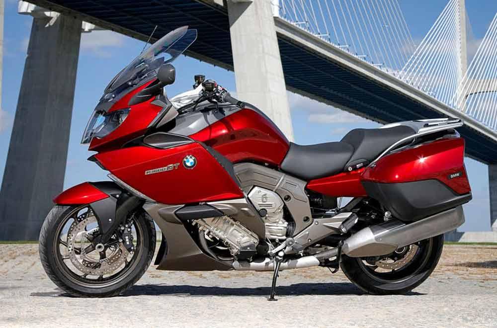 Seguro de moto BMW