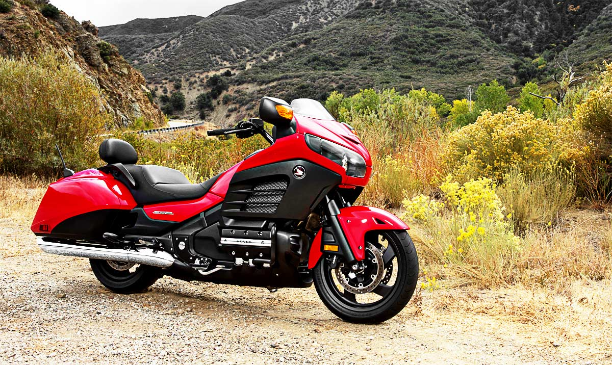 Seguro de moto Honda Goldwing