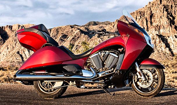 Seguro de moto Victory Vision Tour