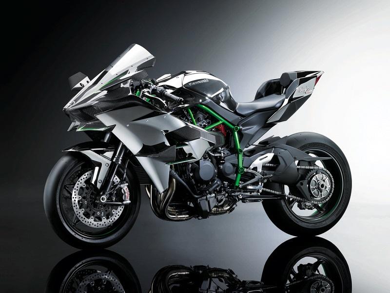 Seguro de moto Kawasaki Ninja H2