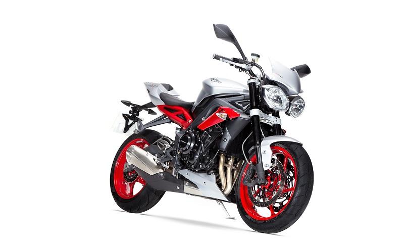 Seguro de moto Triumph Street Triple RX 2015