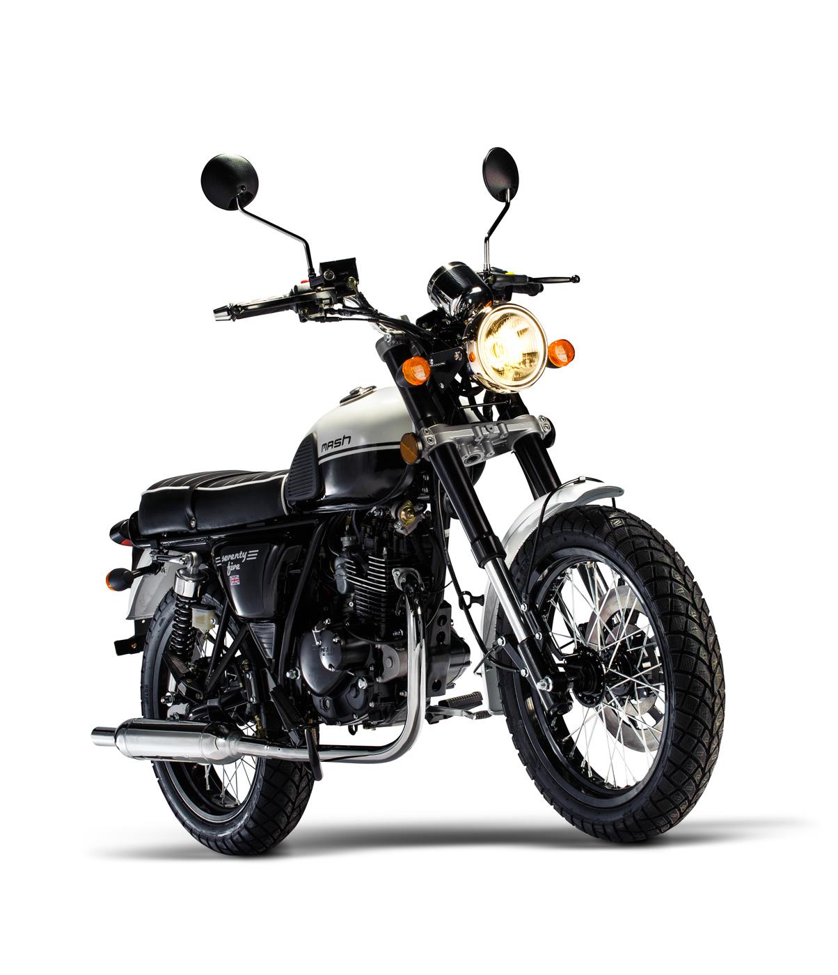 Seguro de moto Mash Seventy Five 125