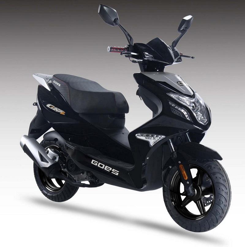 Seguro de moto Goes G RT 125