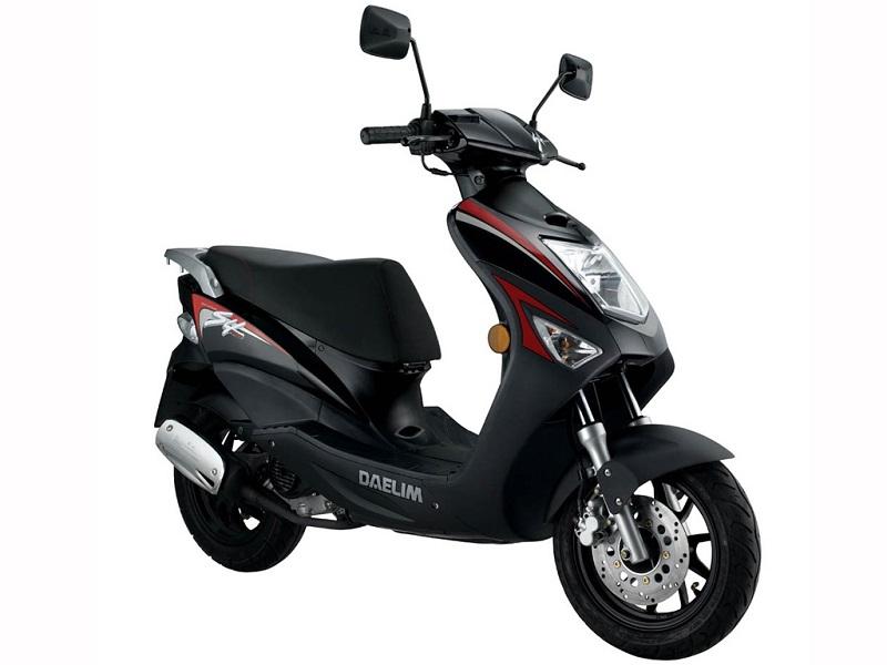 Seguro de moto Daelim S Four 50