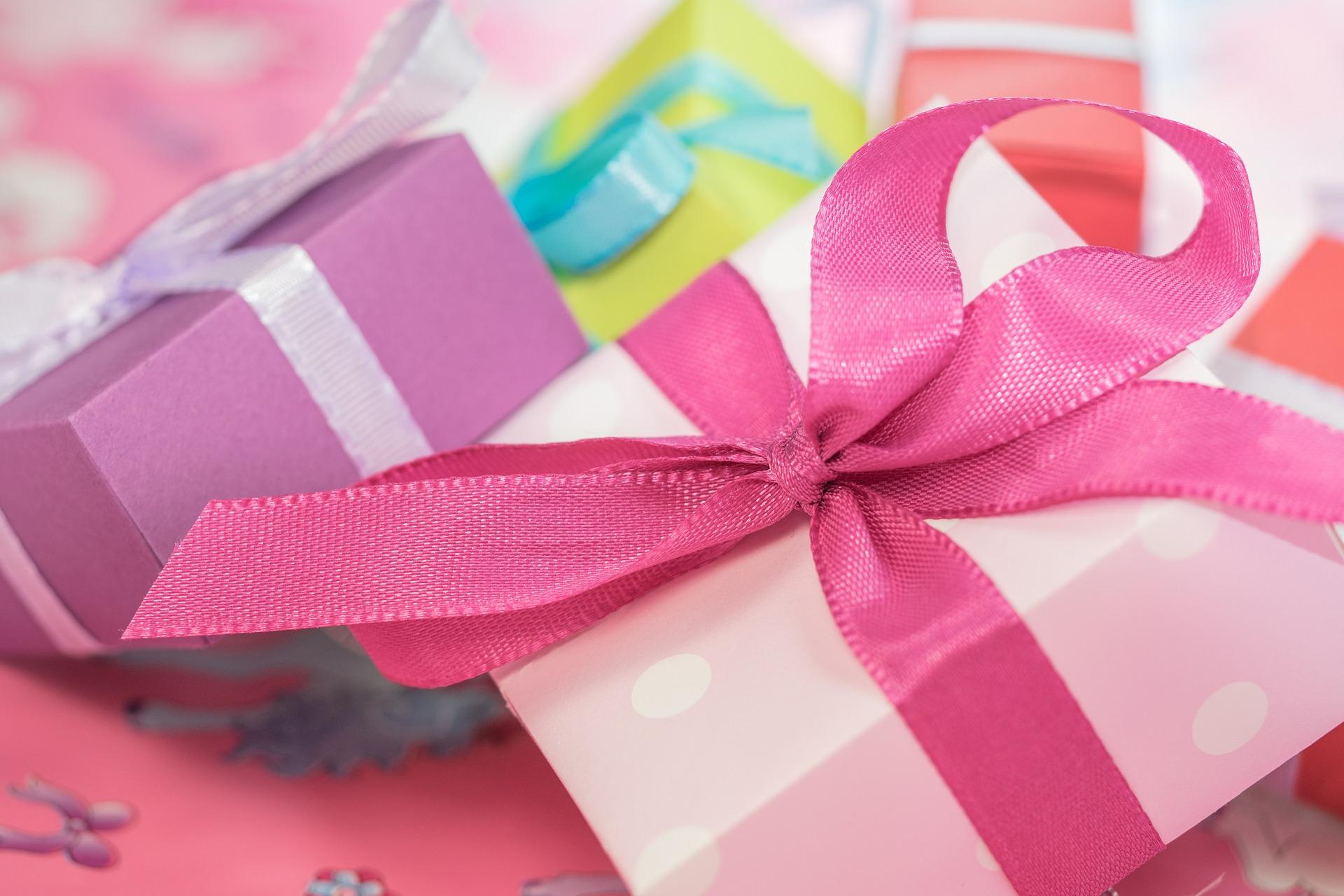Cuentas con regalos