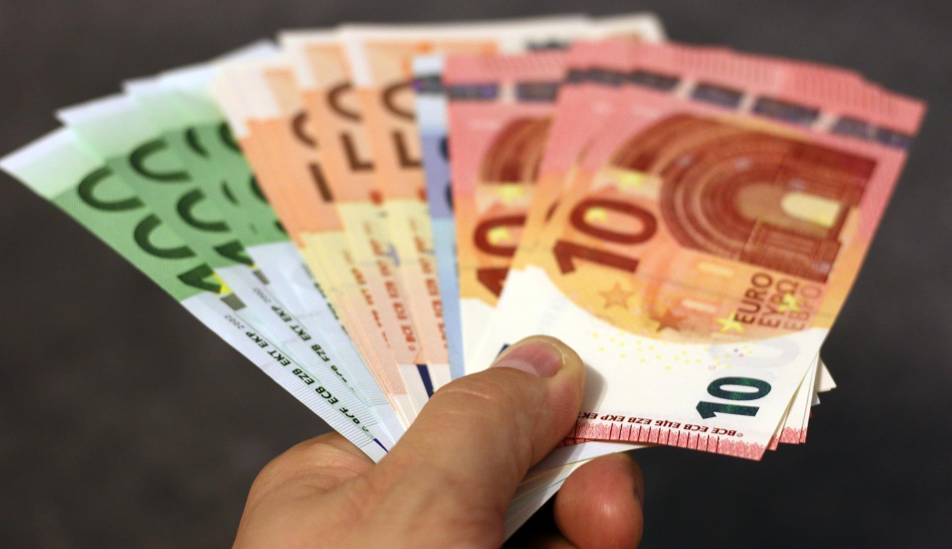 Euros depósitos combinados