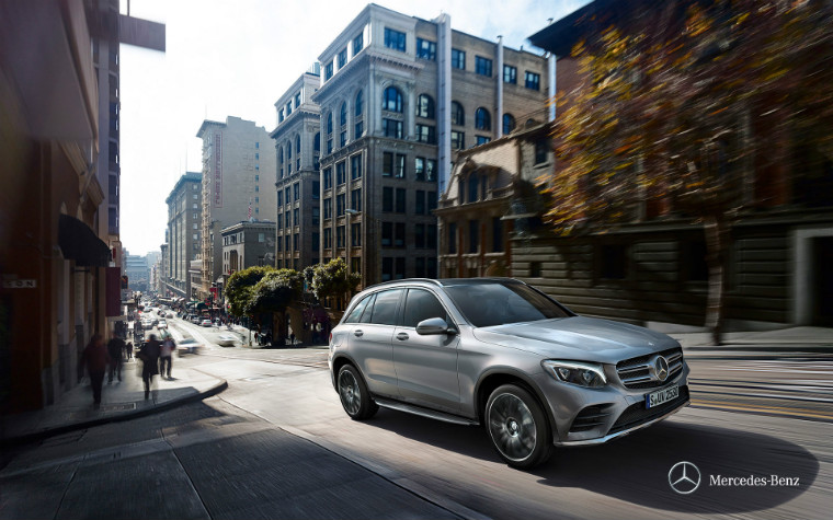 coches seguros Mercedes GLC