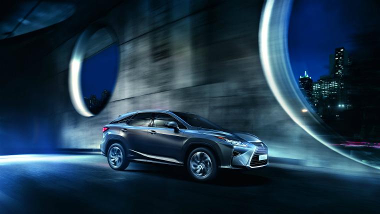coches seguros Lexus RX