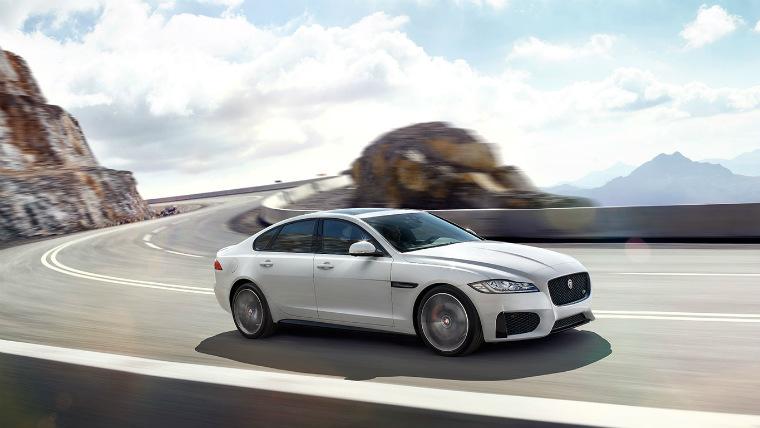 coches seguros Jaguar XF
