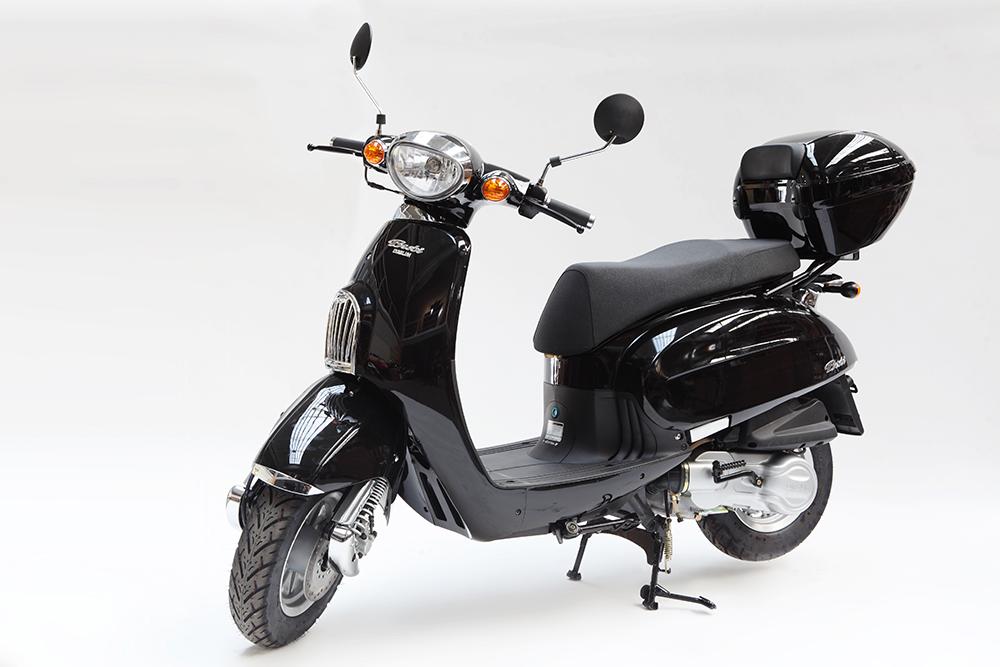 Seguro de moto Daelim Besbi 125