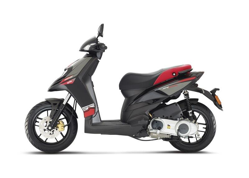 Motos más baratas: Aprilia SR Motard