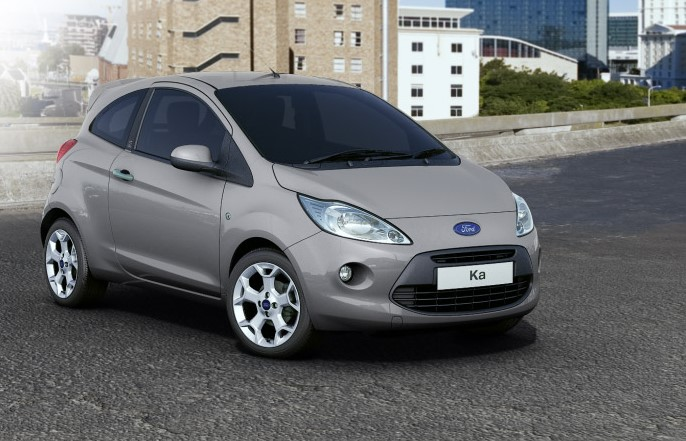 coches baratos ford ka