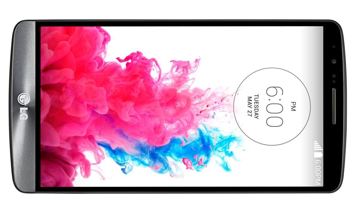Smartphone lg g3 titan negro video ad l