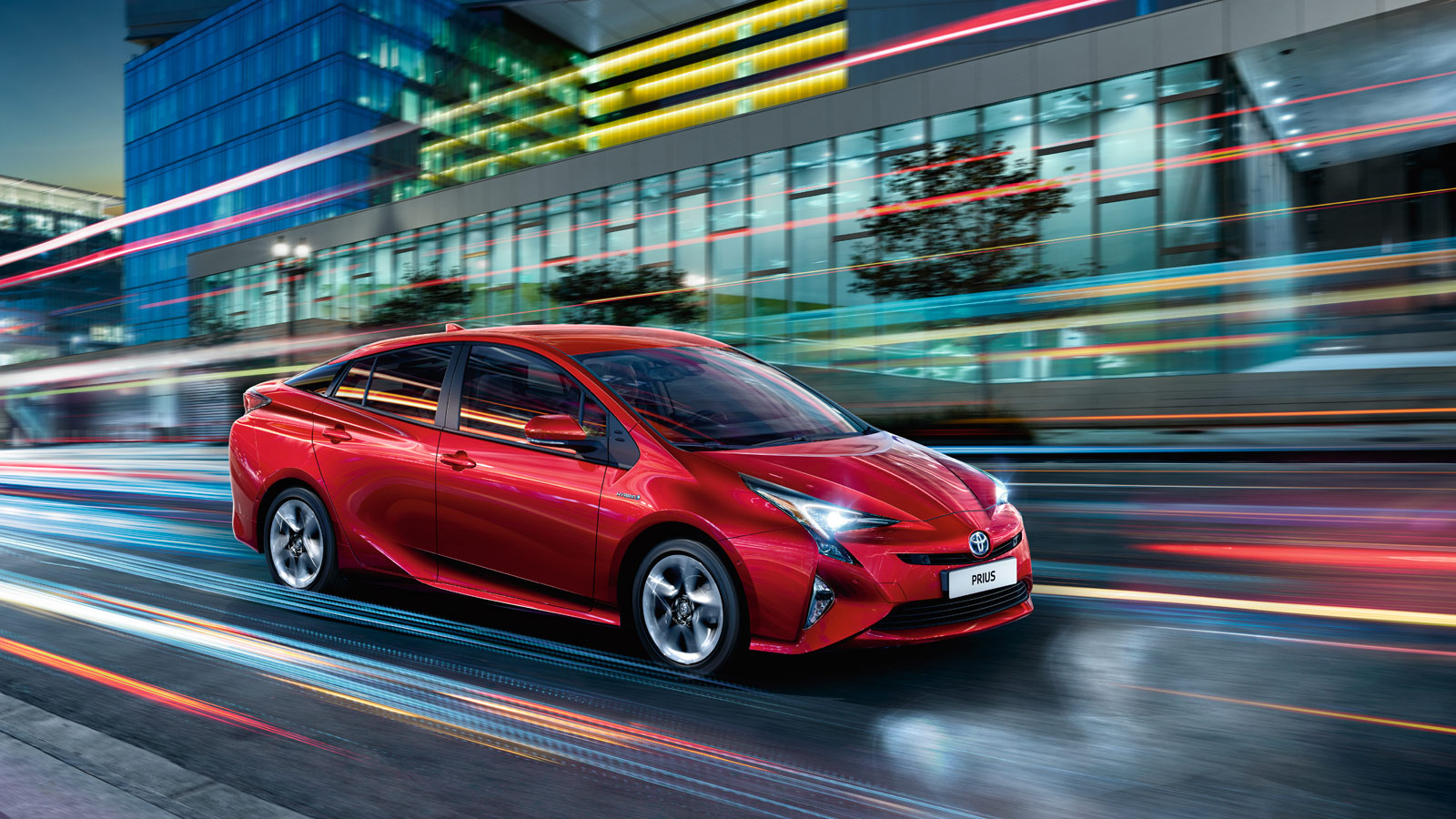 Toyota prius coches seguros