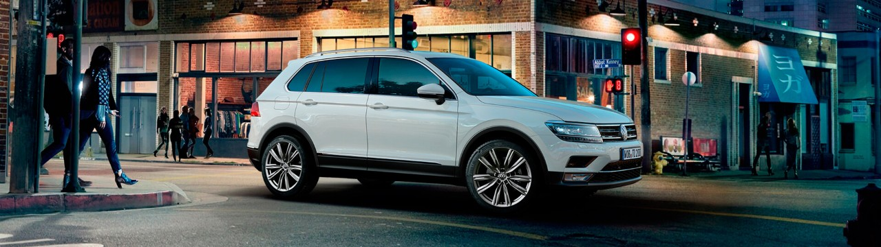 Volkswagen tiguan coches seguros